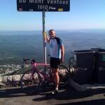 2009 Tour de France - Summit of Mt Ventoux
