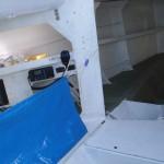 Min Trnsat 713 - navigation station